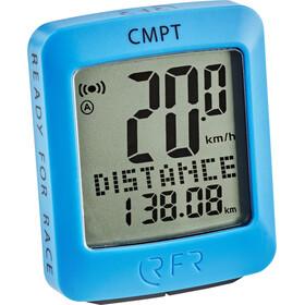Cube RFR CMPT fietscomputer blauw